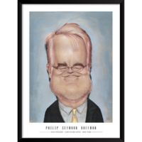 "Artography Limited Philip Seymour Hoffman 19"" x 25"" Wall Art"