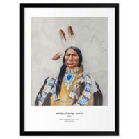 American Horse, Sioux 19-Inch x 25-Inch Wall Art