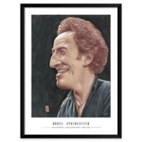 Dan Springer's Bruce Springsteen 19-Inch x 25-Inch Wall Art