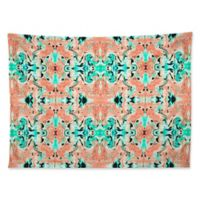 Deny Designs 80-Inch x 60-Inch Marta Barragan Camarasa Tribal Indian Pattern Wall Tapestry