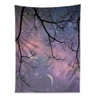 Deny Designs 80-Inch x 60-Inch Shannon Clark Twinkle Twinkle Wall Tapestry