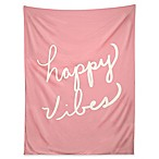 Deny Designs 80-Inch x 60-Inch Lisa Argyropoulos Happy Vibes Wall Tapestry