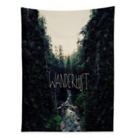 Deny Designs 80-Inch x 60-Inch Leah Flores Wanderlust I Wall Tapestry