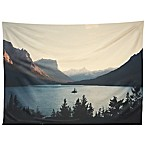 Deny Designs Catherine McDonald Montana Dusk 80-Inch x 60-Inch Tapestry
