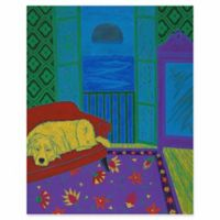 Courtside Market Dreaming of Possibilities 16-Inch x 20-Inch Canvas Wall Art