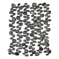 Uttermost Skipping Stones 34-Inch x 40-Inch Forged Iron Wall Art