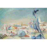 "Parvez Taj ""Looking for Fun"" 36-Inch x 24-Inch Canvas Print Wall Art"