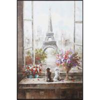 Paris Dogs Wall Art