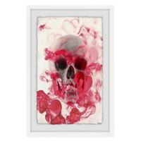 Marmont Hill Collective Skull II 16-Inch x 24-Inch Framed Wall Art