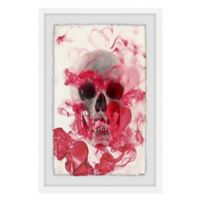 Marmont Hill Collective Skull II 30-Inch x 45-Inch Framed Wall Art