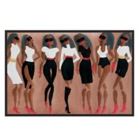 Marmont Hill Collective Scintillation 45-Inch x 30-Inch Framed Wall Art