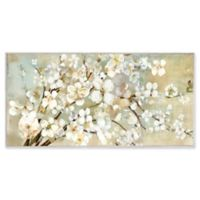 Portfolio Arts Group Delicate Nature 29-Inch x 58-Inch Canvas Wall Art