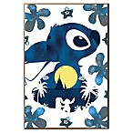 Disney® Lilo & Stitch Night Sky Silhouette 13-Inch x 19-Inch Canvas Wall Art