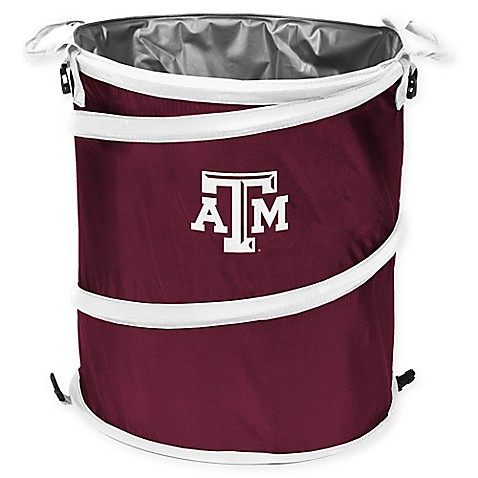 Texas A & M University 3-in-1 Trash Can/Cooler/Hamper