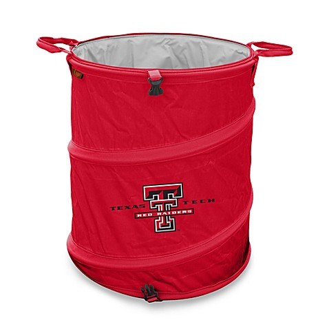 Texas Tech University 3-in-1 Trash Can/Cooler/Hamper