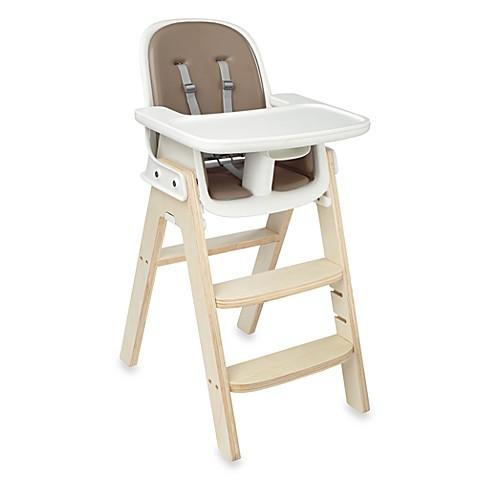 Eddie Bauer Wood High Chair