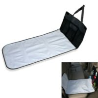 J.L. Childress Diapering Station To-Go in Black