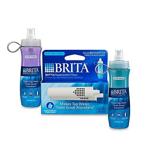 Brita® Bottle Filtered Water Bottles
