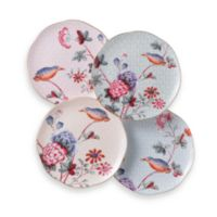 Wedgwood® Harlequin Cuckoo 8 1/4-Inch Tea Plates (Set of 4)