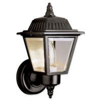 Bel Air Lighting Estate Wall-Mount Outdoor Lantern in Black