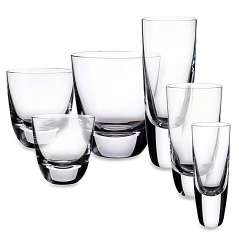 Villeroy boch american bar crystal glassware sets bed for Villeroy boch crystal