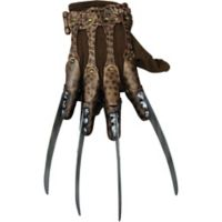 A Nightmare on Elm Street Deluxe Freddy Costume Gloves