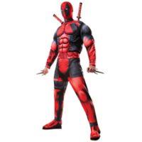 Deadpool One-Size Deluxe Men's Halloween Costume