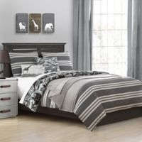 Baxton Studio Garvan Reversible Comforter Set