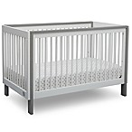 Serta® Fremont 3-in-1 Convertible Crib in White/Grey