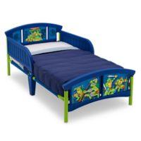 Delta Children Nickelodeon™ Teenage Mutant Ninja Turtles Plastic Toddler Bed