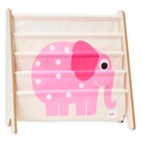 3 Sprouts Elephant Book Rack