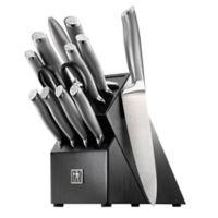 Zwilling® J.A. Henckels International Modernist 13-Piece Knife Block Set in Black