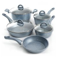 Oster® Havendale Nonstick Aluminum 9-Piece Cookware Set