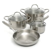 Oster® Cuisine Gainsford 7-Piece Stainless Steel Cookware Set
