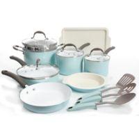 Oster® Carrick 15-Piece Cookware Set