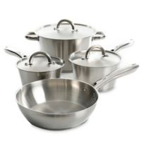 Oster® Warwick Stainless Steel 8-Piece Cookware Set