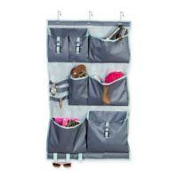 Honey-Can-Do® Over-The-Door Pocket Organizer in Mint