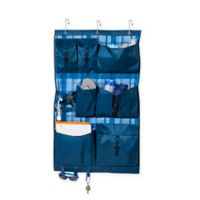 Honey-Can-Do® Over-The-Door Pocket Organizer in Blue
