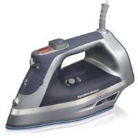 Hamilton Beach® Durathon® Digital Iron in Silver