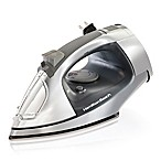 Hamilton Beach® Iron with Retractable Cord in Chrome