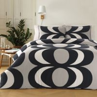 marimekko® Kaivo Full/Queen Duvet Set in Grey