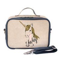 SoYoung Lucky Unicorn Lunch Box in Gold