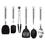 J.A Henckels International 6-Piece Stainless Steel Kitchen Tool Set