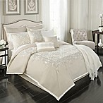 Declan 14-Piece King Comforter Set in Natural