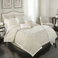 Declan 14-Piece California King Comforter Set in Natural