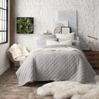 UGG™ Solstice Twin Quilt in Grey