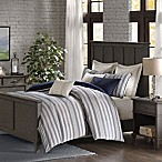 Madison Park Signature Farmhouse Queen Comforter Set in Blue