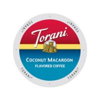48-Count Torani® Coconut Macaroon Coffee for Single Serve Coffee Makers