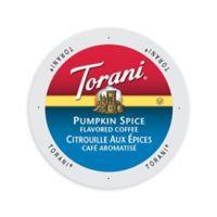 48-Count Torani® Pumpkin Spice Coffee for Single Serve Coffee Makers
