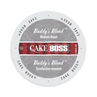 48-Count Cake BOSS™ Buddy's Blend™ Coffee for Single Serve Coffee Makers